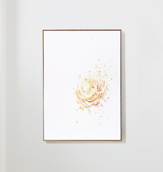 Bloom in Gold