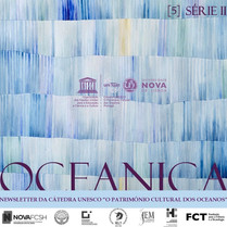 Cover   Posidonia Oceanica at UNESCO Chair Ocean's Cultural Heritage. NOVA University (Portugal)