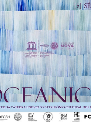 Cover: Posidonia Oceanica at UNESCO Chair Ocean's Cultural Heritage. NOVA University (Portugal)