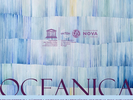 Cover | Posidonia Oceanica at UNESCO Chair Ocean's Cultural Heritage. NOVA University (Portugal)