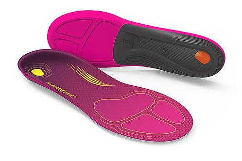 Run Comfort Max Womens Superfeet
