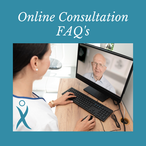 Online Consultations FAQ's