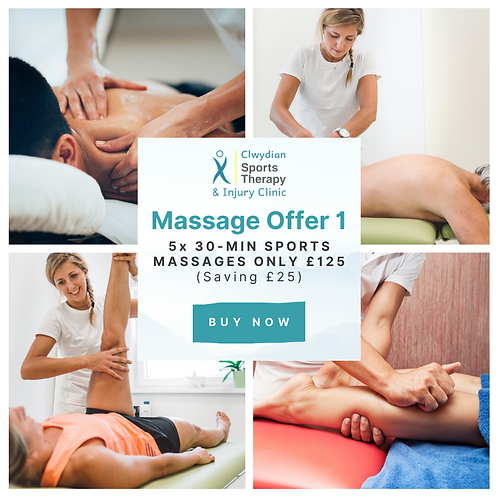 Sports Massage Package 1