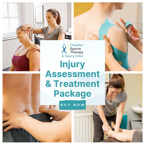 Injury Assessment & Treatment Package