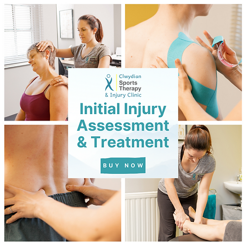 Initial Injury Assessment & Treatment