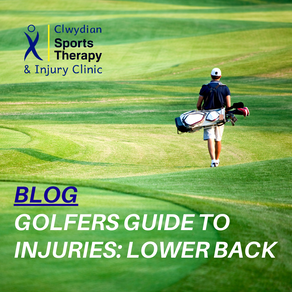 Golfers Guide to Injuries: Lower Back