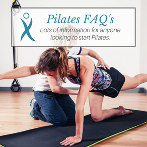 Pilates FAQ's