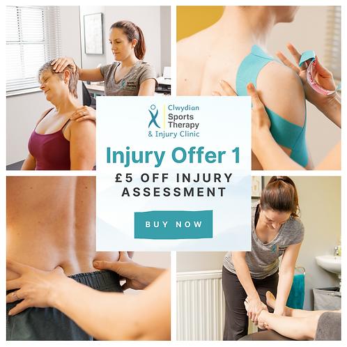 Injury Assessment & Treatment