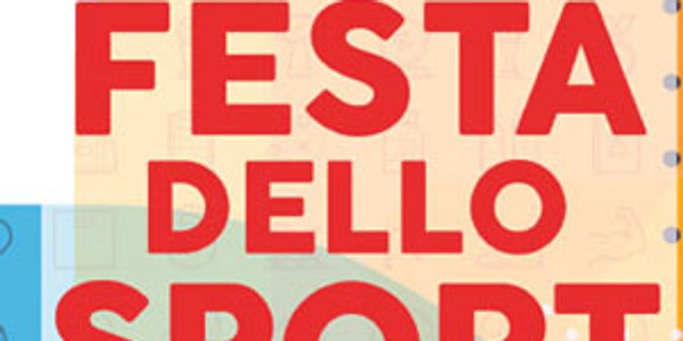 FESTA DELLO SPORT  - CIRCOSCRIZIONE 4