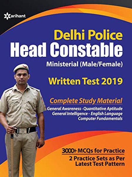 Delhi Police Head Constable Ministrial Practice test