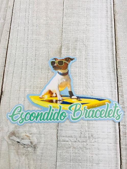 Dog Surfer