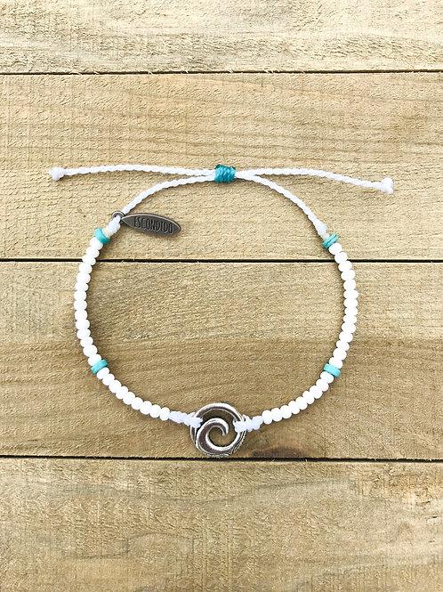 Wave w/beads