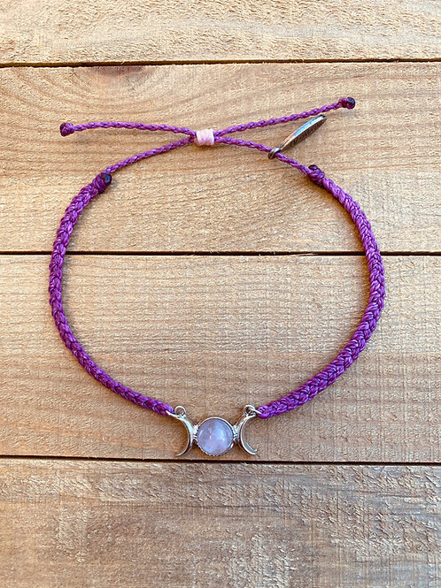 Mystic Moon Anklet