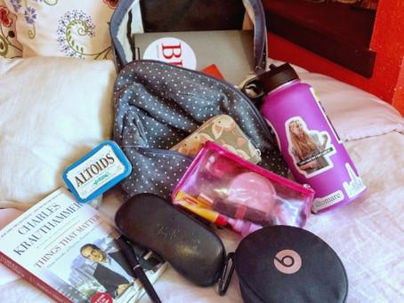My Traveling Essentials