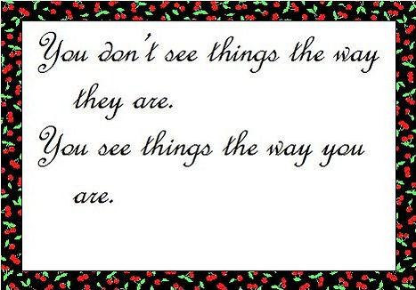 See Things The Way U R.jpg