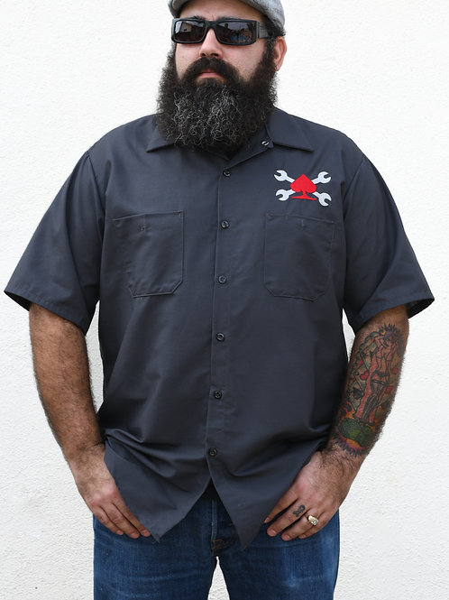 Spade-Wrench Work Shirt