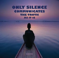 osho.silence
