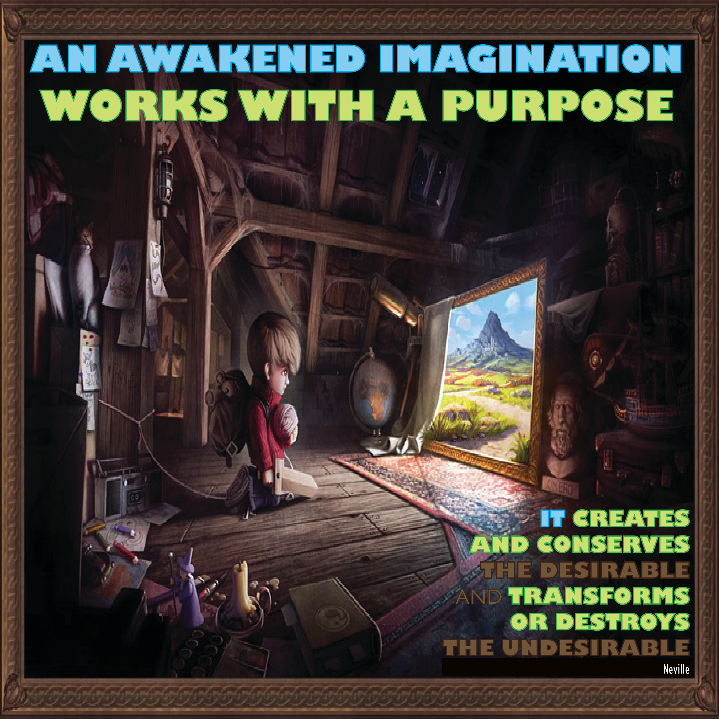 awakened.imagination