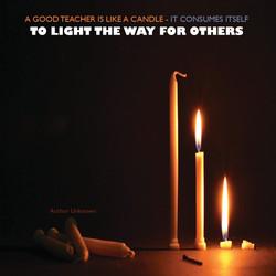 teacher.candle