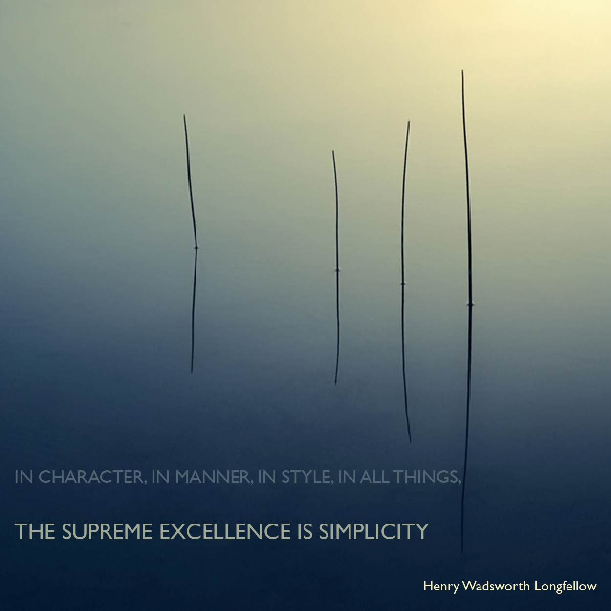 longfellow.simplicity