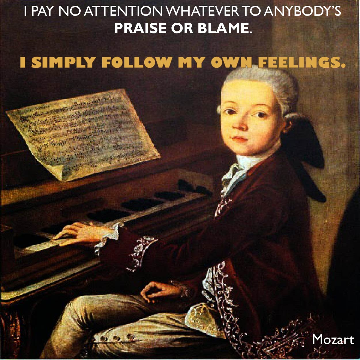 mozart.feelings