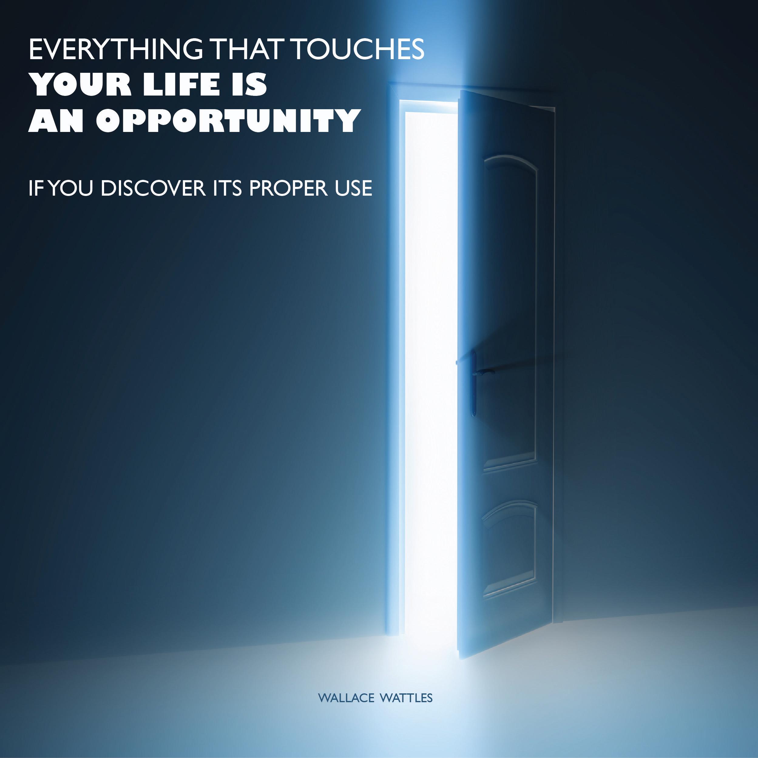 wattles.opportunity