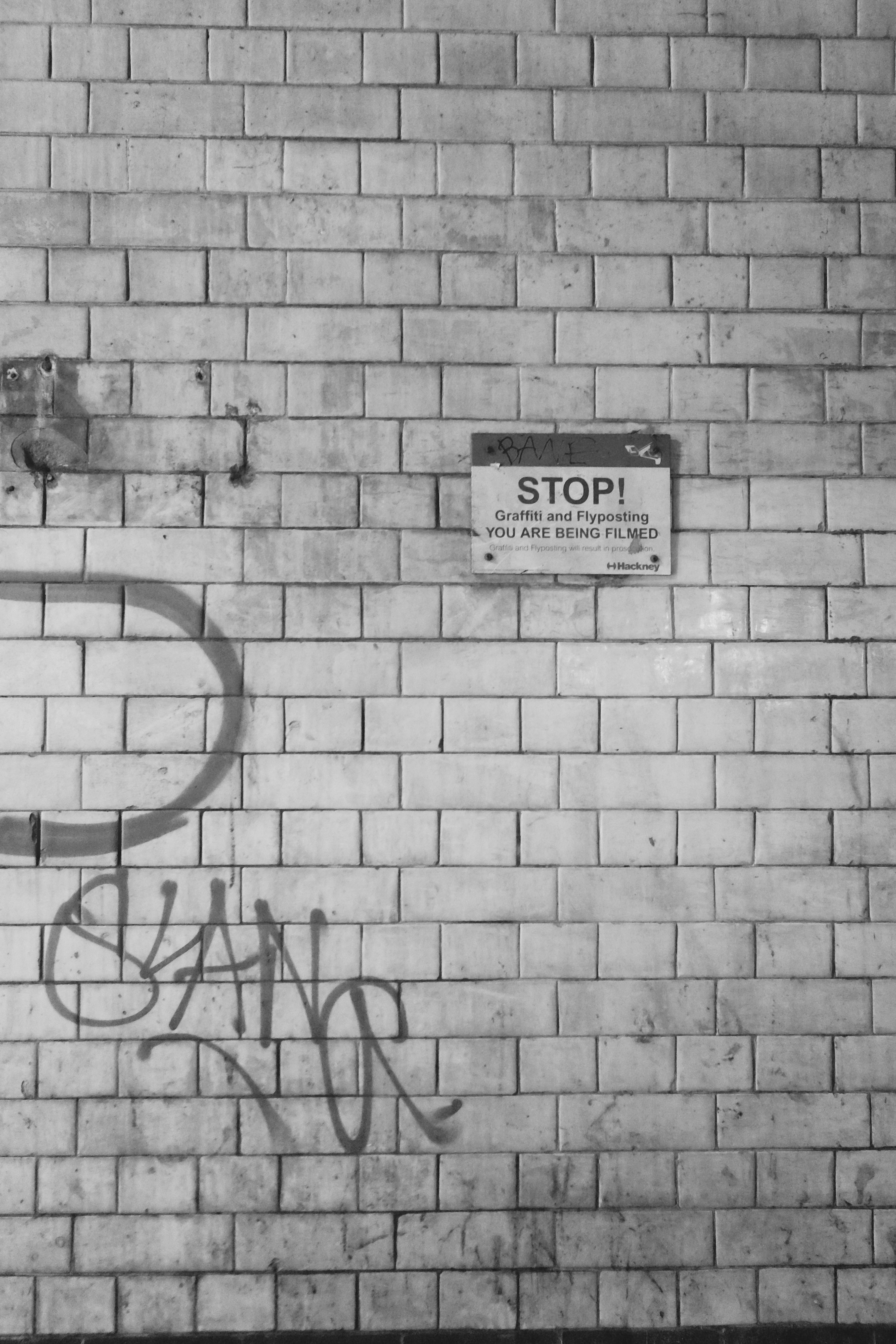 Stop Graffiti Flyposting