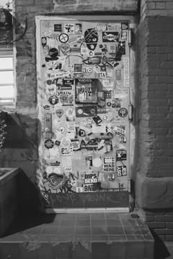 Stickers... Graffiti Writers