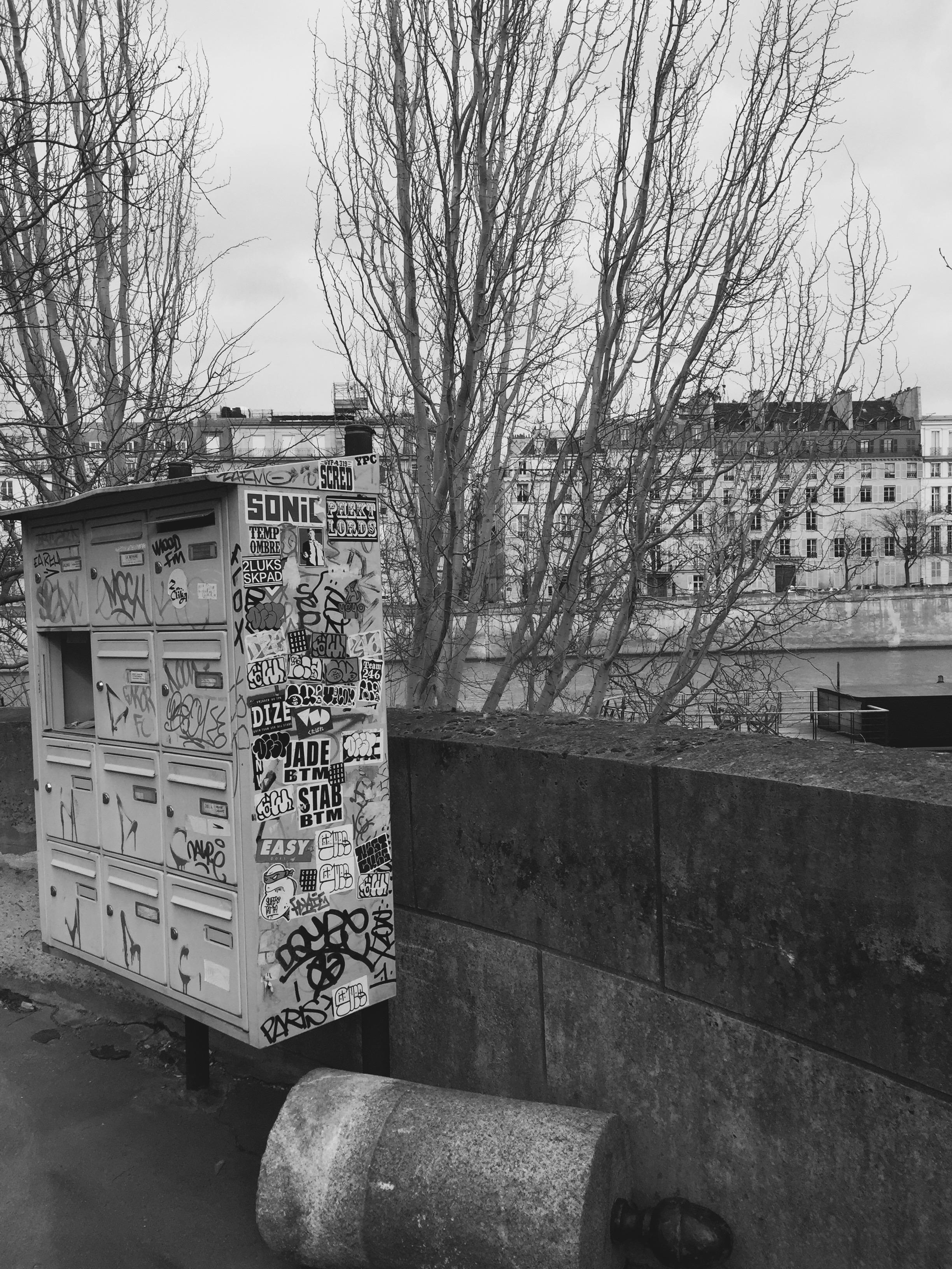 75005, Quai de la Tournelle