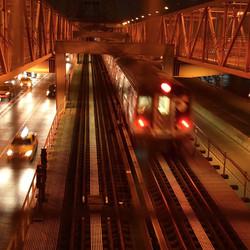 Brooklyn Bridge.Absolut