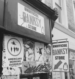 Unofficial Banksy Store