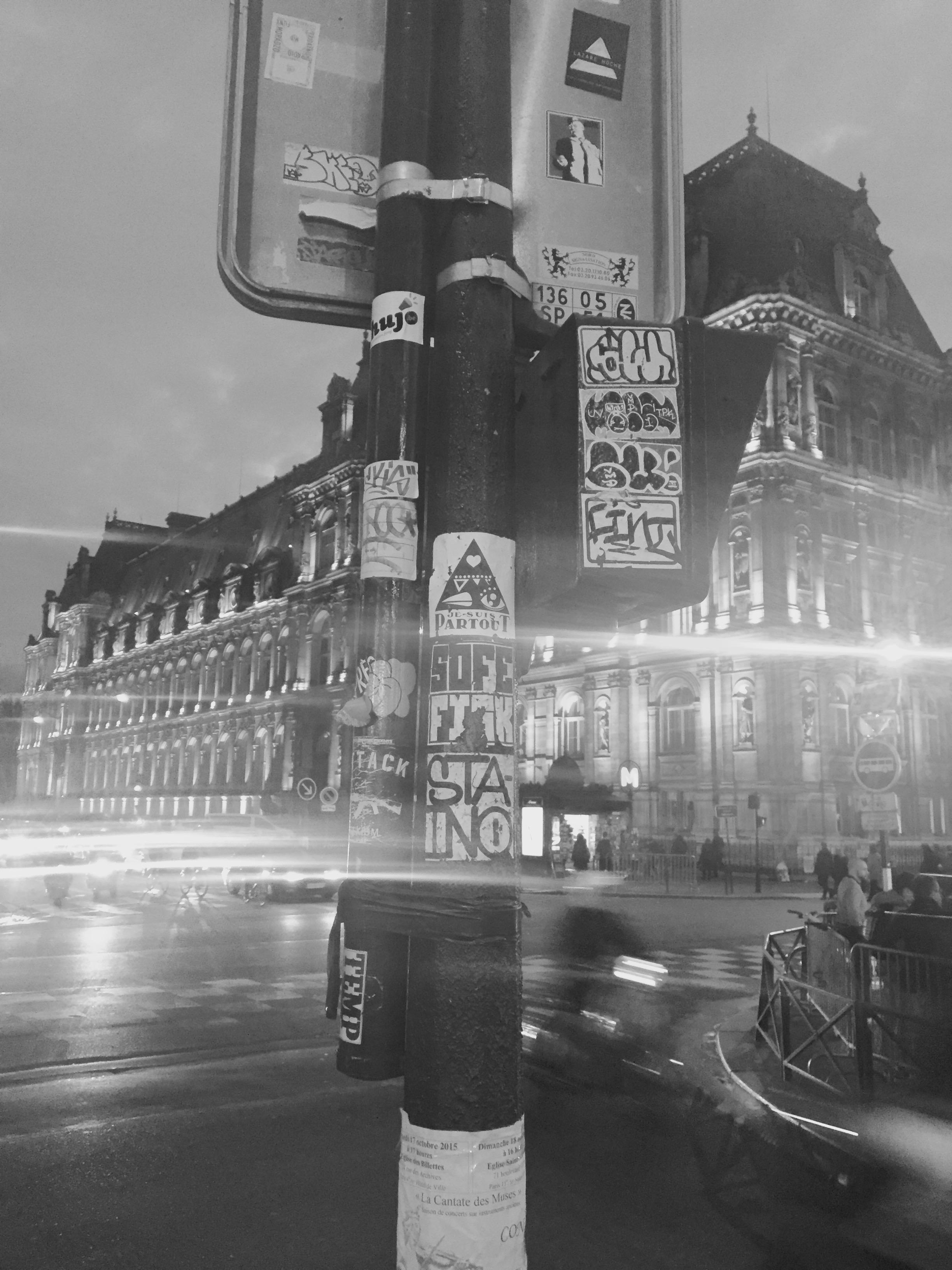 75004, l'Hôtel de Ville