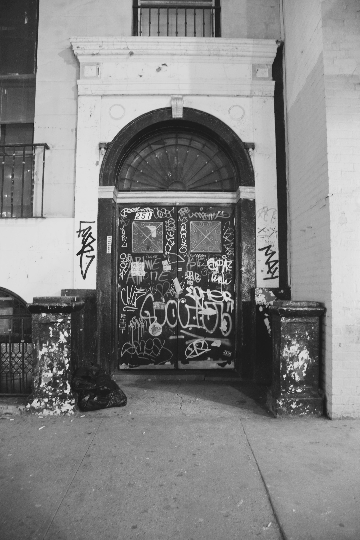 Door of New York