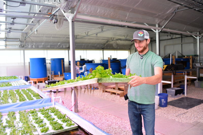 The Future Of Farming Is Now