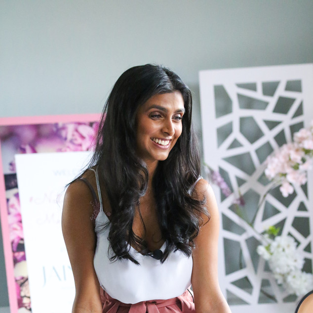 Jaineesha MUA - Natural Cake Face - Esme Media