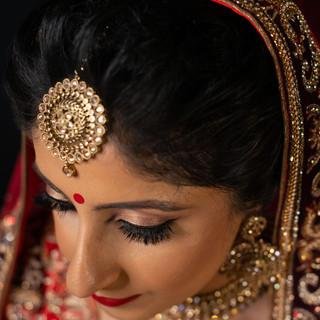 Jaineesha Makeup Artist, Omega Visuals