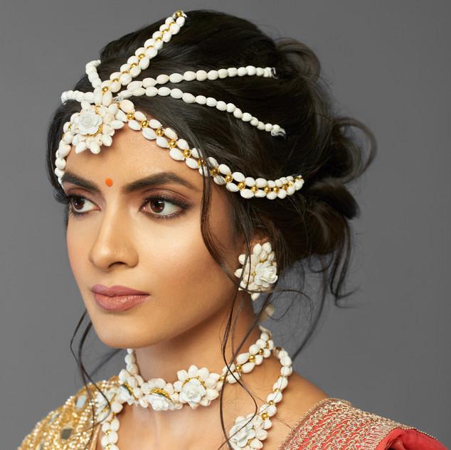 Jaineesha Makeup Artist, Indy Sagoo, vidya patel, Blooms By Vanita
