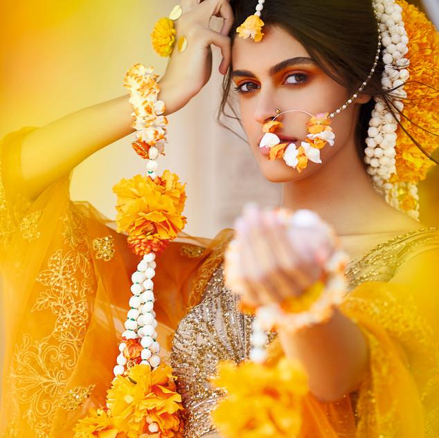 Jaineesha Makeup Artist, Soltee, Blooms By Vanita, Khush Mag, GND photos