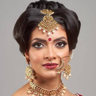 Jaineesha Makeup Artist, Indy SAgoo, Vidya Patel