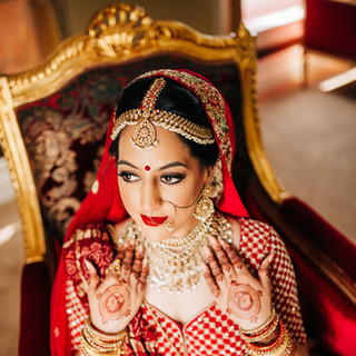 Jaineesha Makeup Artist - Memoirz - Newland Manor