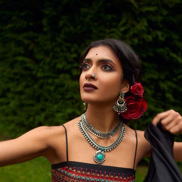 Jaineesha Makeup Artist, Vidya Patel, Blooms By Vanita, Indy Sagoo, Aurora's Collection, Soltee