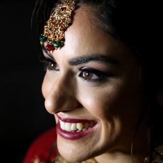 Jaineesha Makeup Artist - Amoureux Weddings, Leicester