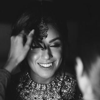 Jaineesha Makeup Artist - Amoureux Weddings leicester