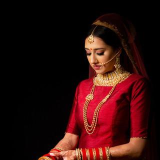 Jaineesha Makeup Artist, Omega Visuals, Prestige Suite