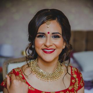 Jaineesha Makeup Artist, Bhavna Barratt, York Weddings, Arinder Bhullar