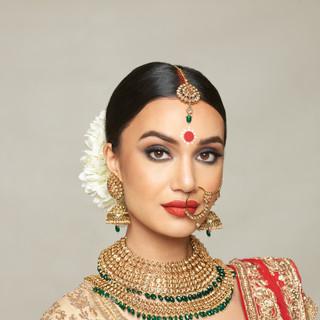 Jaineesha Makeup Artist, Indy Sagoo, Sharons Couture, Blooms By Vanita