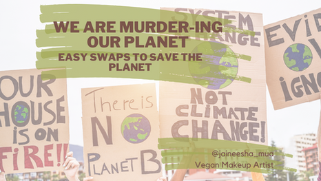 We are/have murdered our Planet