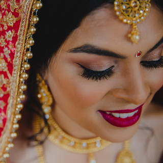 Jaineesha Makeup Artist - Bhavna Barratt Carlton Towers