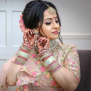 Jaineesha Makeup Artist, Directors Cut, Winstanley House