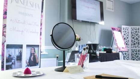 #NaturalCakeFace Makeup Workshop - Midlands - August 2019